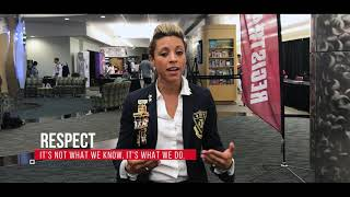 Brand Ambassador Alicia Tavan-Candela Talks About Respect | ATA Martial Arts