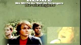 We Might As Well Be Strangers (Keane) Karaoke