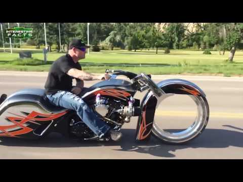 Die 10 Erstaunlichsten Motorräder Der Welt
