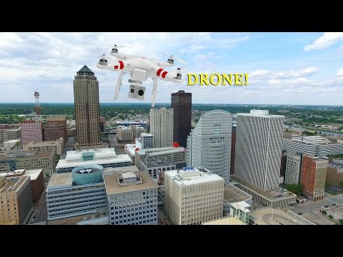 REAL - The State of Iowa - Birds Eye View