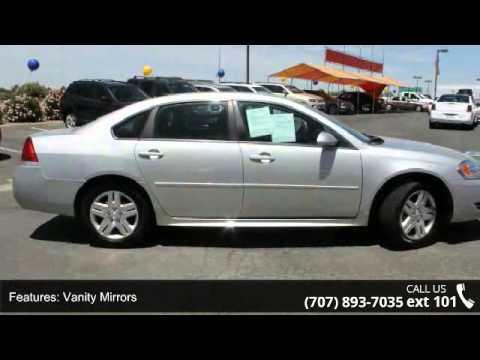2013 Chevrolet Impala   Dodge Chrysler Jeep Of Vacaville.
