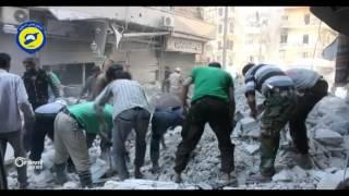 فرنسا تدعو مجلس الأمن لجلسة طارئة حول حلب .. وألمانيا تحمل النظام وداعميه مسؤولية مأساة المدينة