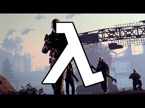Half-Life 2 - Something Secret Steers Us (remix)