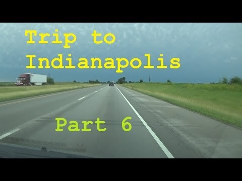 Indianapolis, IN 2014 | 6 of 17 | State Line to Indianapolis, IN