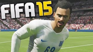 FIFA 15 Funny Moments (England Vs United States of America) Thumbnail