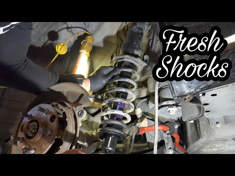 How to Replace  Lexus Is300 Rear Struts  Shocks gs300 es350