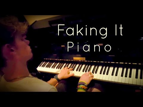 Calvin Harris - Faking It ft. Kehlani, Lil Yachty | Tishler Piano Cover