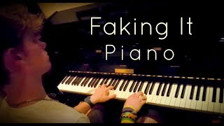 Calvin Harris Faking It Ft Kehlani Lil Yachty Tishler Piano Cover