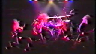 Malevolent Creation - Ten Commandments live 1991