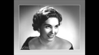 "Soprano ROSANNA CARTERI -  La Bohème  ""Donde lieta uscì""   (1952)"