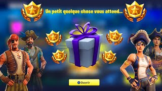 RE-SAE 25 FREE PALIERS ON FORTNITE HAVE FREE PALIER ON FORTNITE SAISON 8