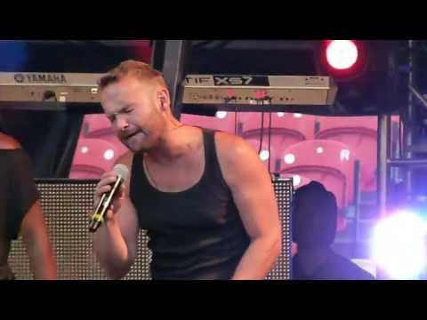 Liberty X- Thinking It Over- Live In Swindon 27/7/13