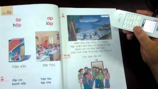 Học Tiếng Việt Lớp 1 Tập 1 Với Điện Thoại Trẻ Em Smobil S600