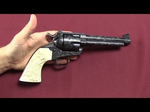 Elmer Keith's Revolver Number 5 at James D Julia