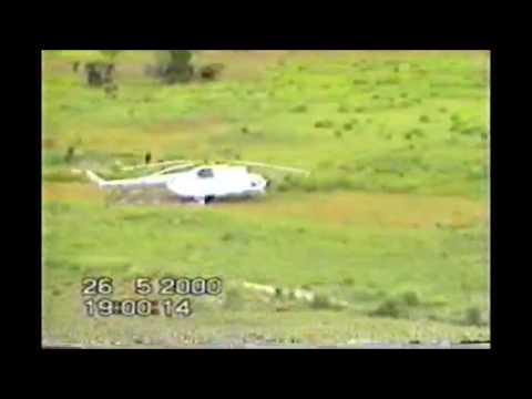 Sierra Leone _UNAMSIL -UN 103 Down May 2000