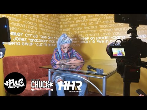 Tokyo Jetz Reveals Her Freestyle Videos Got Her Signed To Hustle Gang