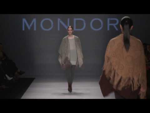 Mondor @ Toronto Fashion Week