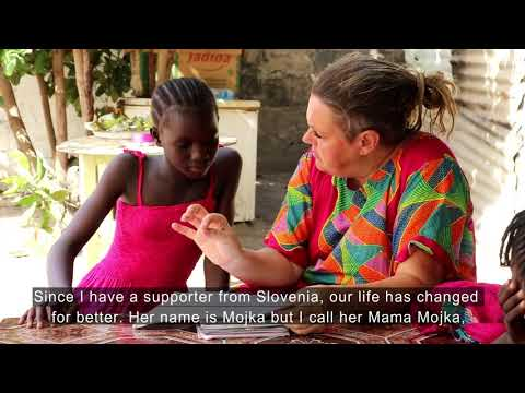 Support a child in The Gambia