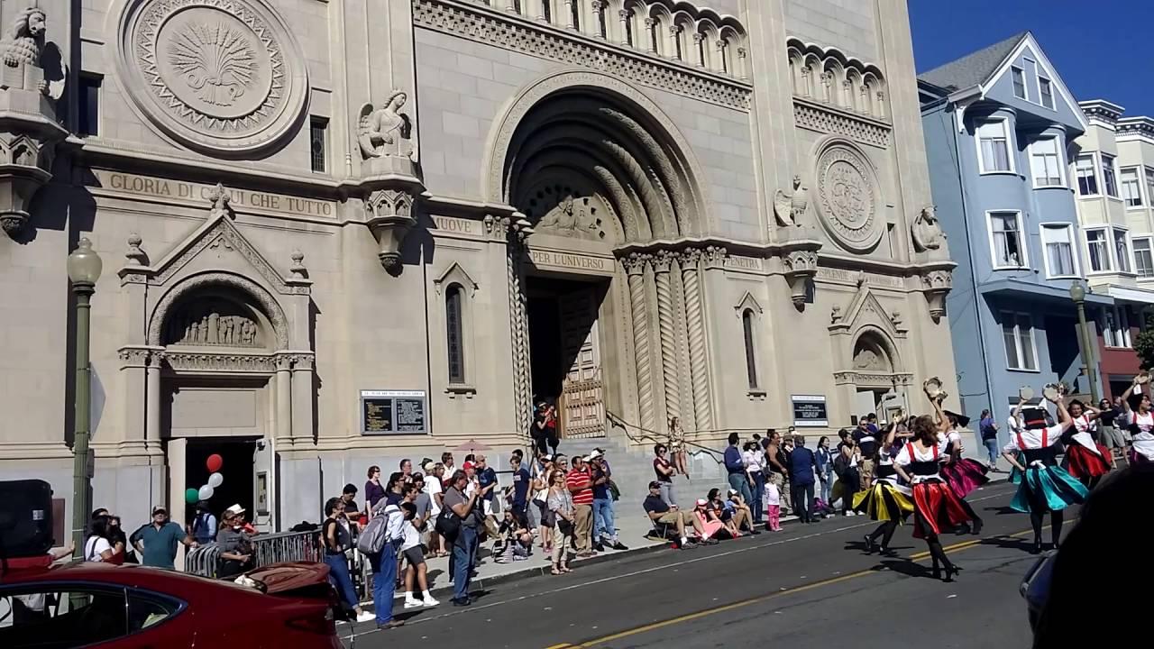 Italian Heritage Day Columbus Day Parade 2016 San Francisco