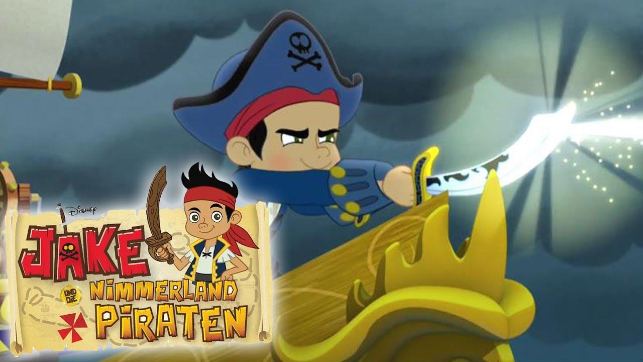 jake und die nimmerland piraten  die rettung des
