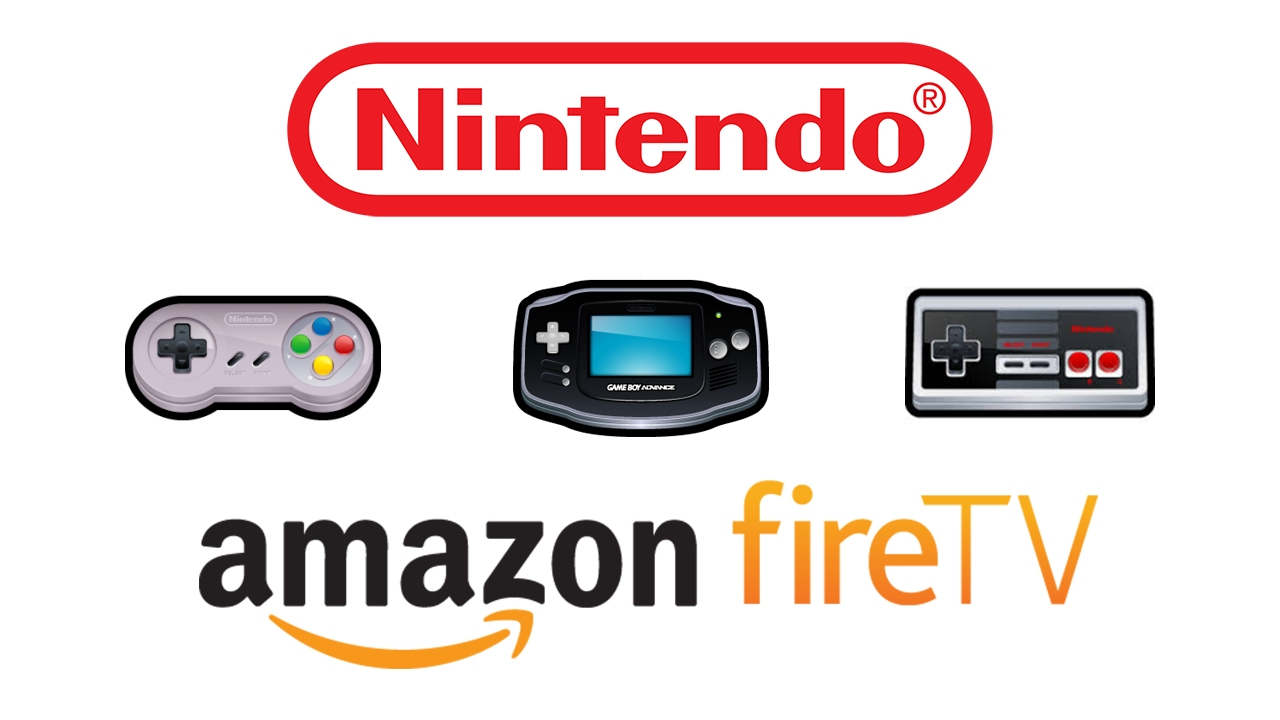 How To Play NES, SNES, and GBA on The Amazon Fire TV | Very Easy