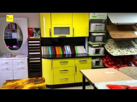 Обзор магазина Доступные кухни в Краснодаре по ул Московская 148 лит 2