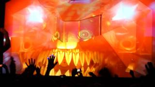 The Execution Tour:Excision - X Rated live at San Jose Civic Auditorium. [HD]