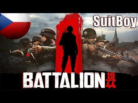 Battalion 1944 | CZ/SK | Kompetitivní hra z 2. světové války thumbnail