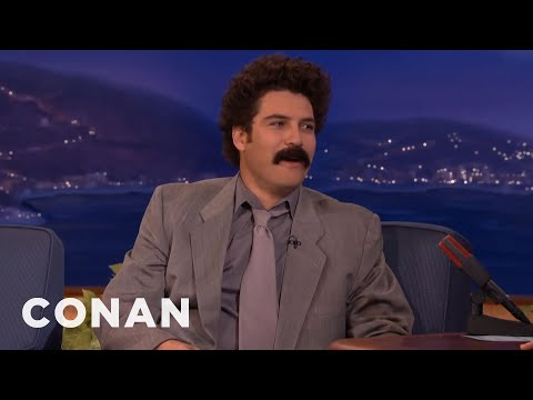Adam Pally's Epic Vegas Poop Tale   CONAN on TBS