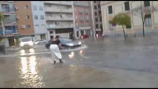 Inundaciones pesca Huelva