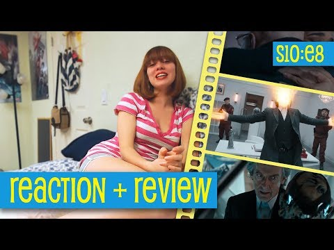 """""""The Lie of the Land"""" - Doctor Who S10:E8 - Reaction and Review"""