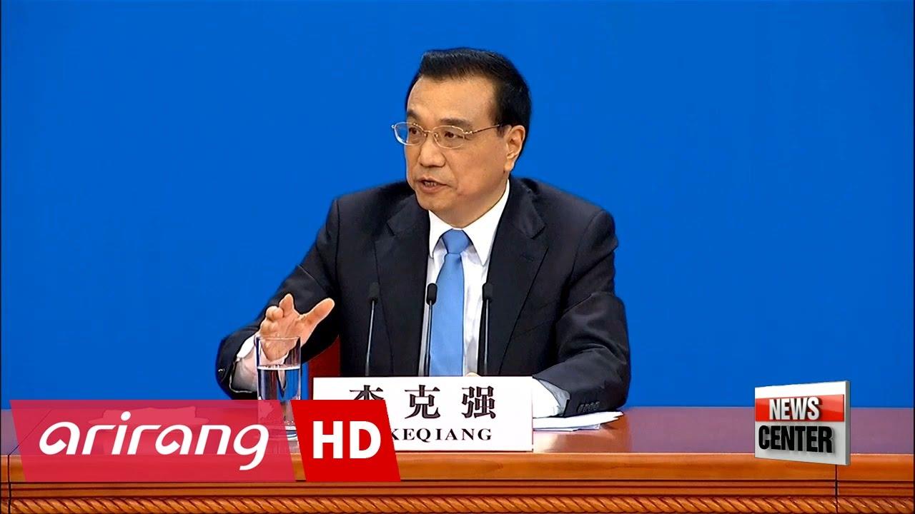 Chinese Premier Li Keqiang calls for talks to defuse Korean peninsula tensions
