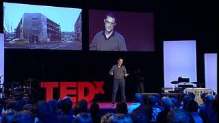 Why I create pop-up farms in my city | Roman Gaus | TEDxZurich