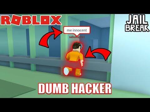 DUMB HACKERS   Roblox Jailbreak