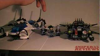 hyperspeed pursuit 5973 part 2 space police lego