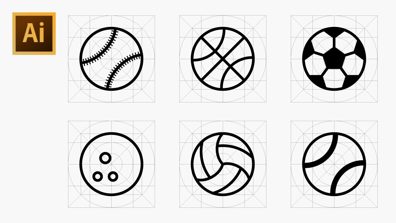 how to make a grid on illustrator