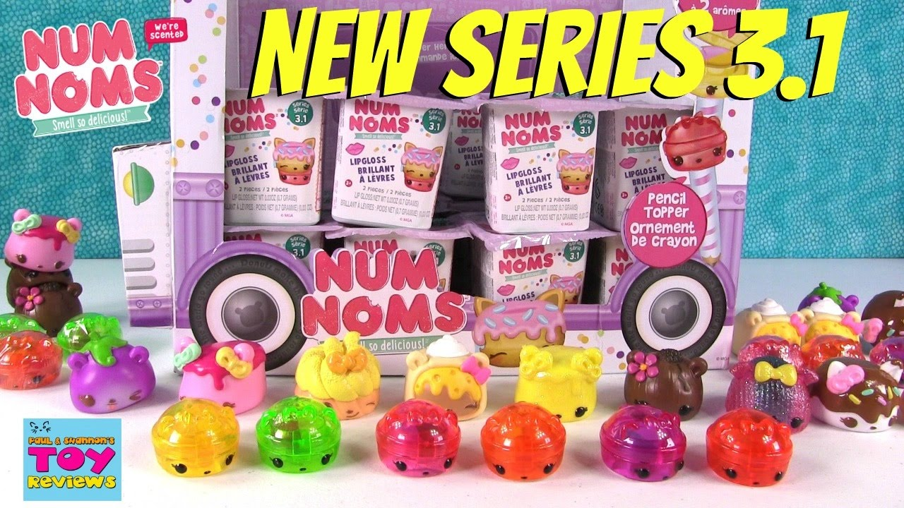 Num Noms Series 3 Part 2 Palooza New Characters Opening 3