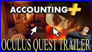 ACCOUNTING+ Oculus Quest Trailer