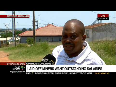 Optimum Coal Mine | Workers Still In Limbo
