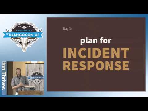 DjangoCon US 2015 - Minimum Viable Security by Jacob Kaplan-