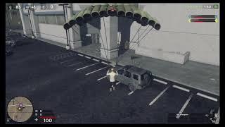 H1Z1: cheeky duo car thief kill