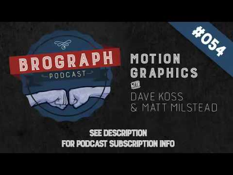 Brograph Podcast - Episode 054