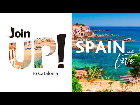 Вебинар по Испании, Каталония от 10.06.19. День 1 - Join UP!