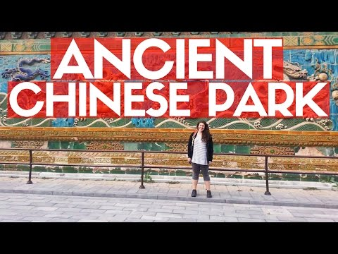BEIHAI PARK IS 850 YRS OLD! | Beijing Daily Vlogs