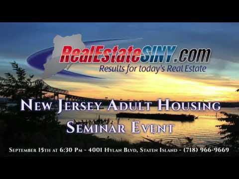 We Invite YOU To Our New Jersey Adult Housing Community Seminar!