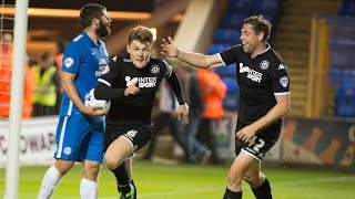 HIGHLIGHTS: Peterborough United 2 Wigan Athletic 3