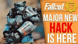 Fallout 76's Newest Hack is Here and it is a Bad One