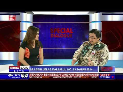 Special Dialogue: Penerapan UU No 23 Tahun 2014 #1