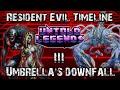 Resident Evil Timeline Part 3 Umbrella 39 S Downfall Untold Legends mp3