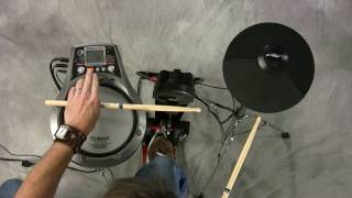 V-Drums Lesson 21: Johnny Rabb - Double Stroke